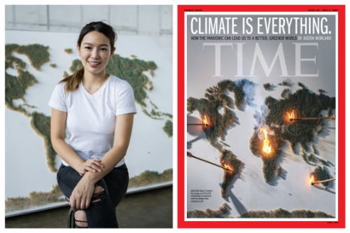 The Story Behind TIME's 'Climate Is Everything' Cover