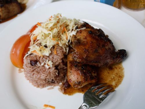 Ikea faces backlash and accusations of 'cultural appropriation' gone wrong after adding jerk chicken with rice and peas to the menu in certain stores