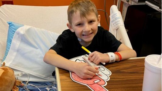 Fundraiser for 9-year-old with cancer