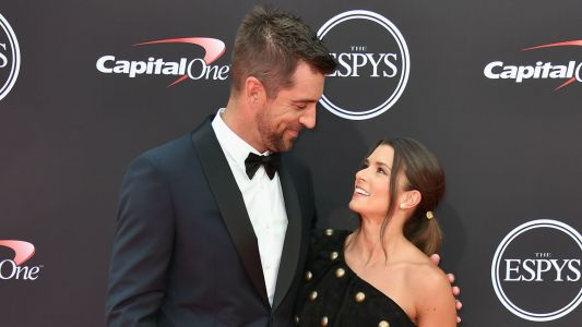 Danica Patrick shuts down troll blaming her for breakup with Aaron Rodgers