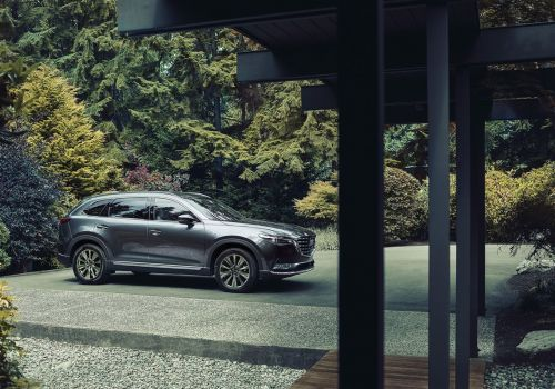 Scott Sturgis' Driver's Seat: 2021 Mazda CX-9 is an SUV without surprises