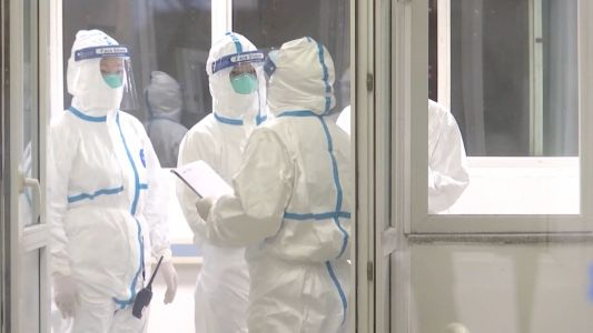 China is building a 1,000-bed hospital dedicated to patients infected with deadly coronavirus