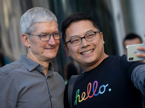 Apple set a new record in Q1 with $111.4 billion in revenue following the iPhone 12 release