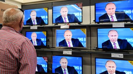 Putin's here, there & everywhere? Russian President says idea of using lookalike once floated