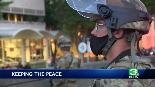National Guard deployed in Sacramento after looting, vandalism