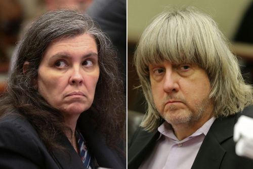 'Horror House' parents David and Louise Turpin get life for abusing kids