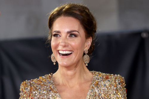 Kate Middleton's gold dress from the James Bond premiere can now be yours