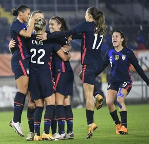 Women's team, US Soccer settle part of their lawsuit