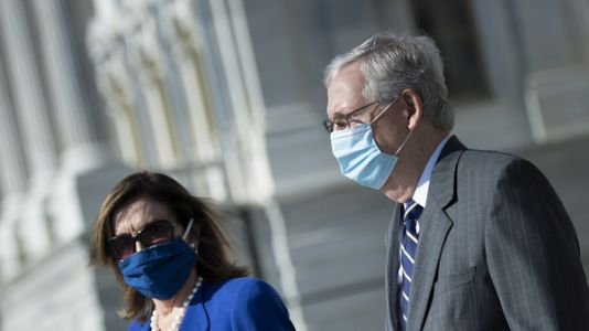 Momentum For Coronavirus Relief Bill Builds, But Time Short As Parties Work On Deal