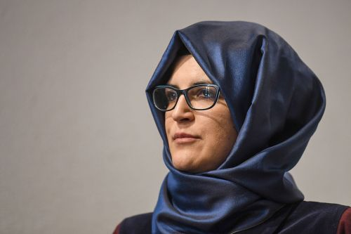 Khashoggi's fiancée says Washington has not done enough to bring his killers to justice
