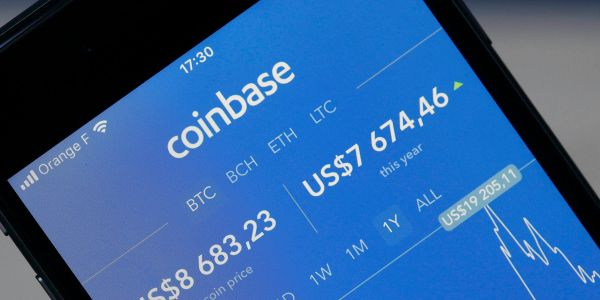 Cryptocurrency exchange Coinbase files to go public in a direct listing on Nasdaq