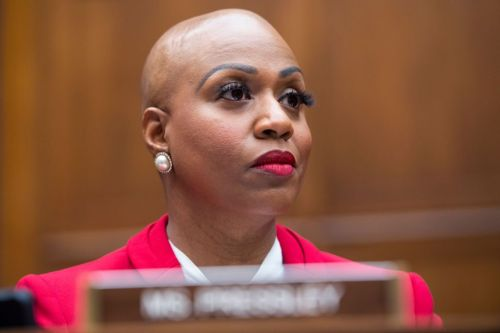 Congresswoman Ayanna Pressley Is Tested For The Coronavirus After Experiencing Flu-Like Symptoms
