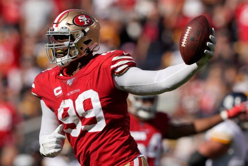 We've never seen a 49ers team like this: 'Extreme violence'