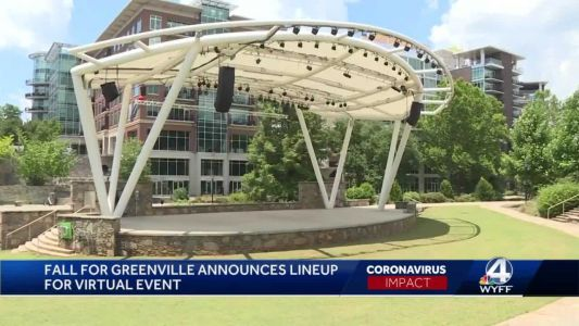 How to take part in this year's virtual 'Fall for Greenville'