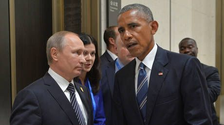 Obama 'deterred Russia from doing even more' in Ukraine, Blinken claims, as he's grilled on 'costs and consequences'