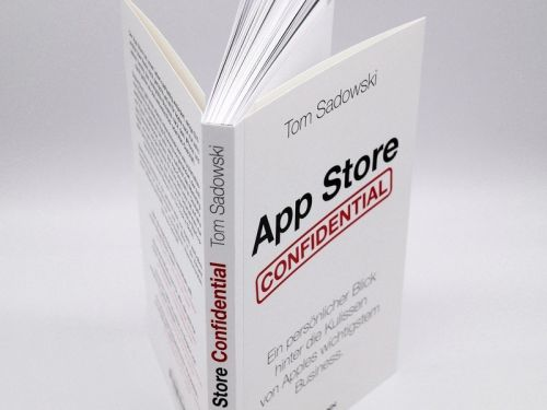 'App Store Confidential' is in number one spot on Amazon thanks to Apple