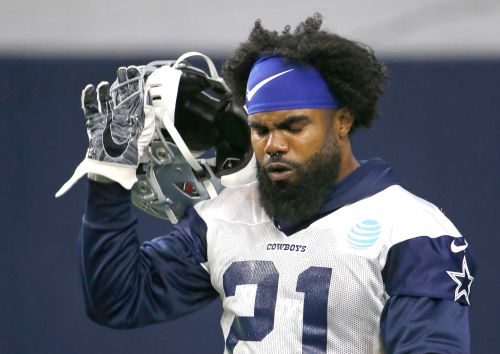 No charges for Cowboys' Ezekiel Elliott in Vegas incident