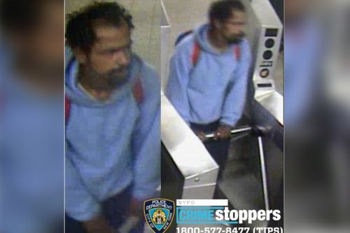 Man who shoved woman onto Times Square subway tracks busted in the Bronx