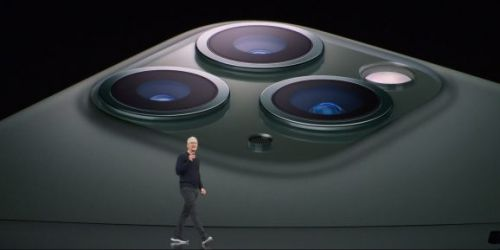 Apple's Q1 2020 revenue hits record $91.8 billion, boosted by wearables