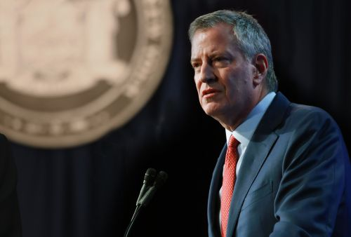 LIVE: Mayor De Blasio holds a press briefing