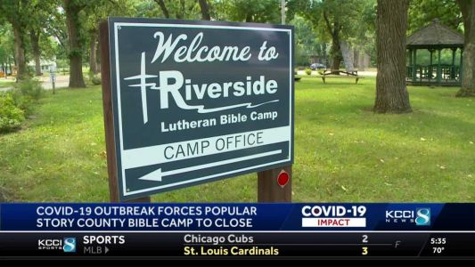 Children sent home from Iowa summer camp after staff COVID-19 outbreak