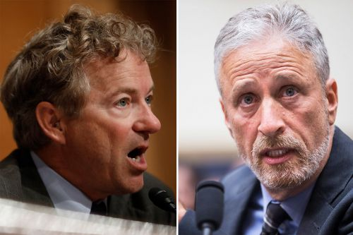 Jon Stewart rips Rand Paul for 'outrageous' 9/11 victims fund hold up
