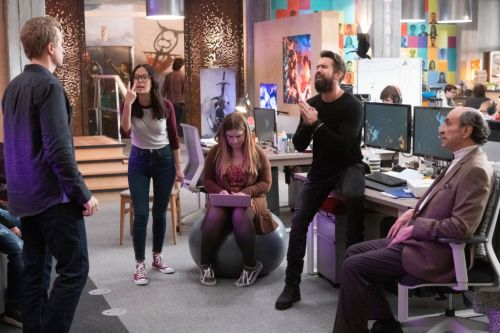 Rob McElhenney on exploring misogyny and censorship in gaming with 'Mythic Quest: Raven's Banquet'