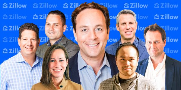 Meet the Zillow mafia: These 9 former execs are raising hundreds of millions for their own startups and taking over the real estate tech world