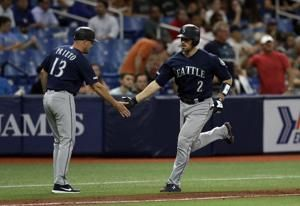 Murphy homers again in Mariners' 7-4 win over Rays