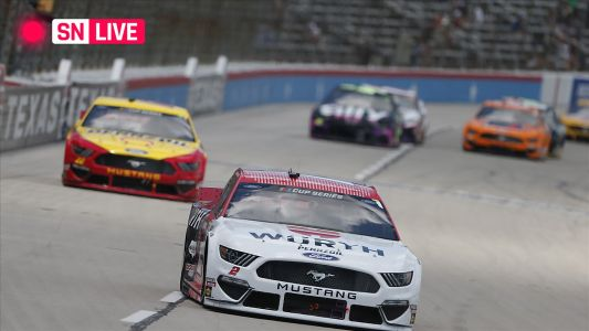 NASCAR at Texas live updates, results, highlights from delayed 2020 Cup Series playoff race