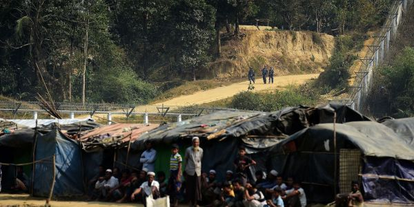 What life is like on the border of Myanmar and Bangladesh, where a UN-labeled 'genocide' has left 1 million refugees living in limbo