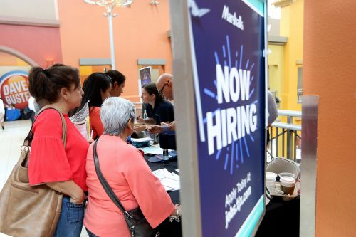 US adds 266,000 jobs in hiring surge, unemployment falls to 3.5%
