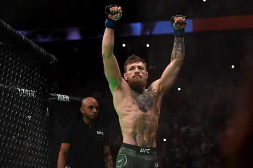 Conor McGregor announces retirement from MMA - again