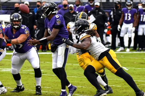 NFL picks bizarre kickoff time for postponed Ravens-Steelers game