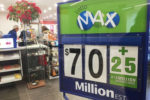 Canadian woman wins $60M jackpot using numbers from husband's dream