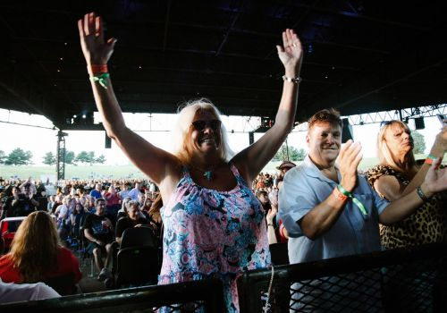 'Chills up my spine': Pittsburgh-area concerts are back, even with the delta variant blues
