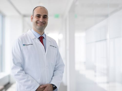 The doctor who leads AI strategy at Cleveland Clinic told us why he's betting that physicians who code could be the future of healthcare