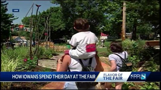 Fair Throwback: What a day at the fair looked like in 1999