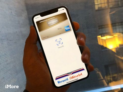 How you can authorize Apple Pay with your face