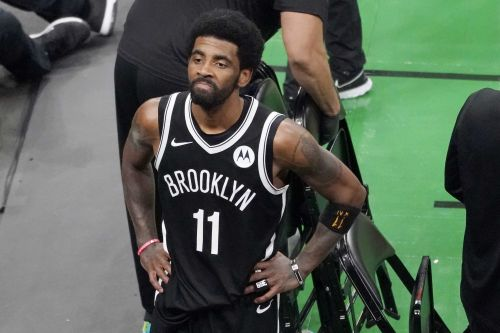 The Latest: Brooklyn Nets won't play Irving until vaccinated