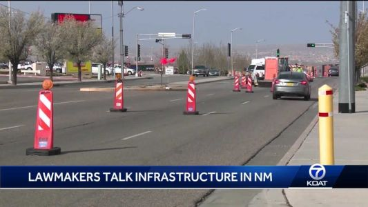 NM lawmakers on both sides express what they want from Biden's infrastructure bill