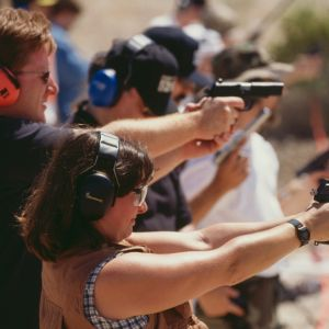 1994: NRA opposes restrictions on semiautomatic weapons