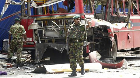 Sri Lanka bombings evoke ghosts of past violence after decade of peace