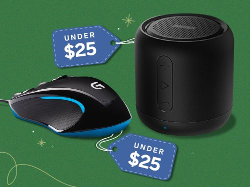 36 affordable tech gifts anyone will be happy to receive - all under $25