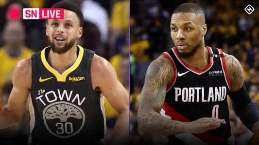 Warriors vs. Trail Blazers: Live updates, highlights from Game 3 of the Western Conference finals