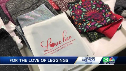 Owner of Sacramento's Love Her shop uses passion for leggings to help women