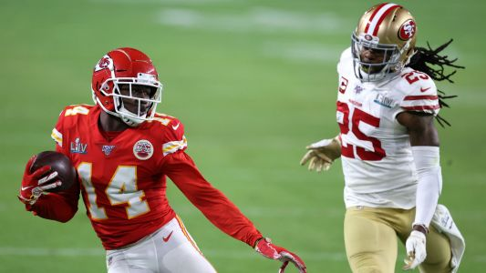 Sammy Watkins credits Davante Adams for helping him burn Richard Sherman on key play in Super Bowl