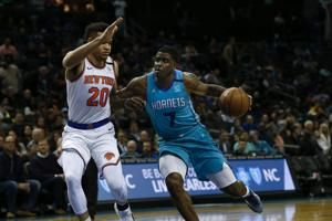 Hornets beat Knicks 97-92 to snap 8-game losing streak