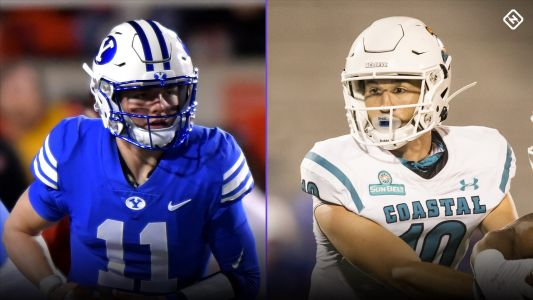 What channel is BYU vs. Coastal Carolina on today? Time, TV schedule for battle of unbeatens