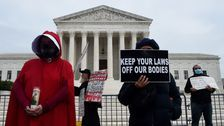 Democrats Reintroduce Bill To Protect Abortion As Reproductive Rights Are Under Attack